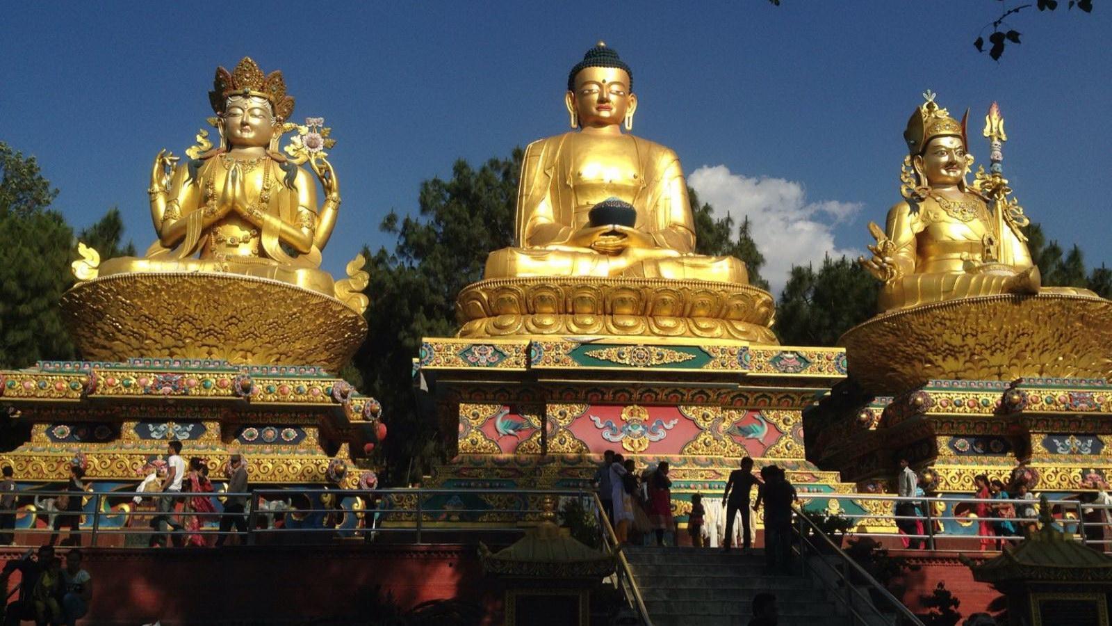 His pride, his Kathmandu