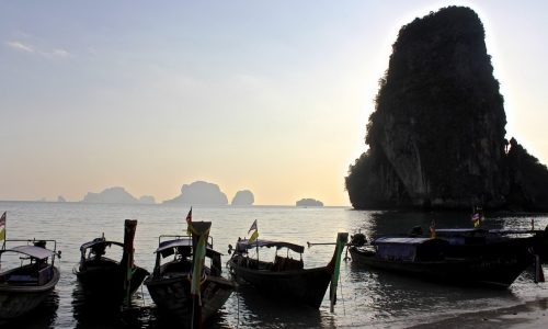 The beauty of Krabi