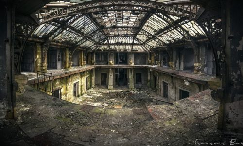 In France, abandoned by most, revisited by a few