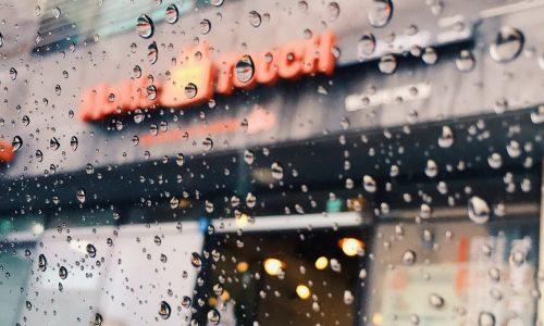 Rainy Days in South Korea