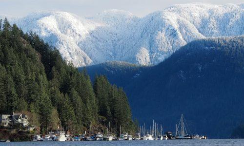 Vancouver, A Canadian Gem