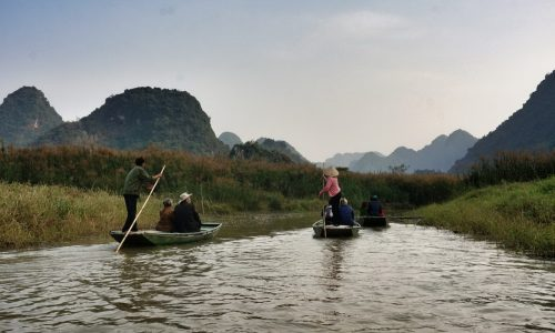 Travel up and down Vietnam as if it were your home