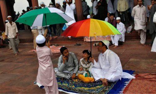 A new tour of New Delhi, India