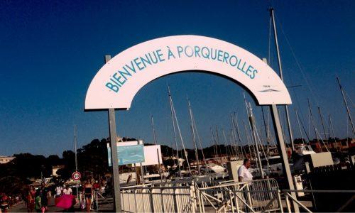 France's island jewel: Porquerolles