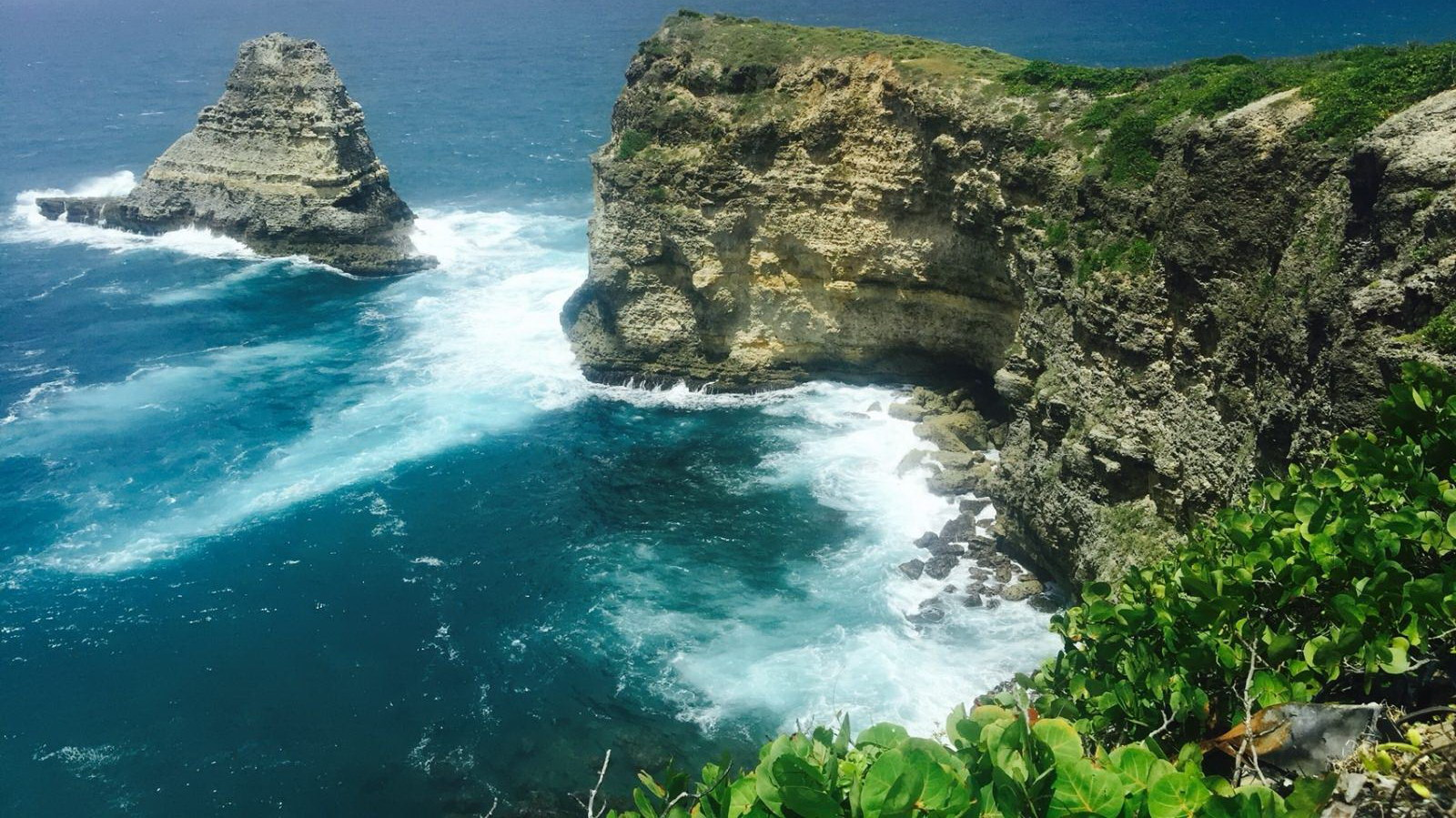 Guadeloupe is a slice of paradise
