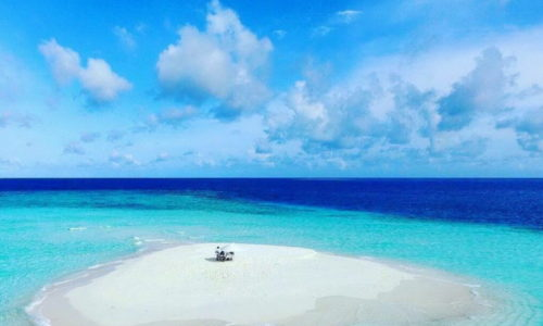 The Maldives: Hundreds of islands, one country