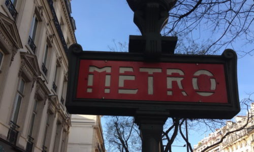 Underground and underappreciated in Paris