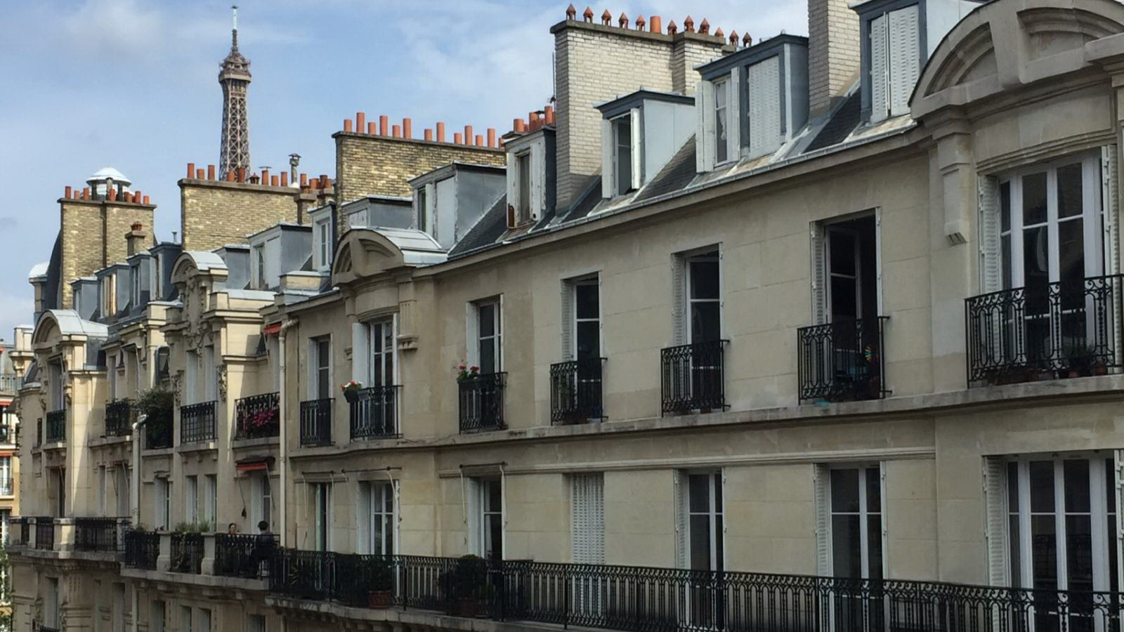 Paris: Home sweet home, at last
