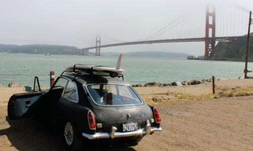 In San Francisco, California, you be you