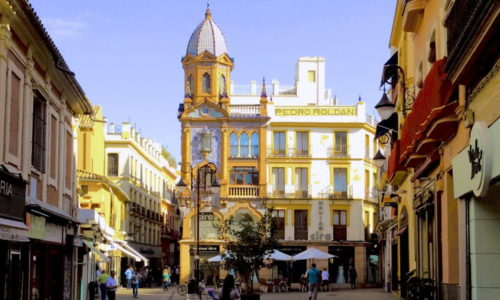 Seville is the place to be
